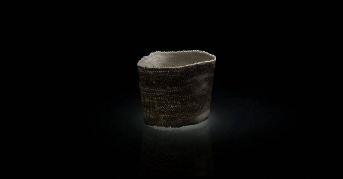 特殊打光技巧 艺术品拍摄的布光思考 透光的陶瓷 / 闪灯打光技巧