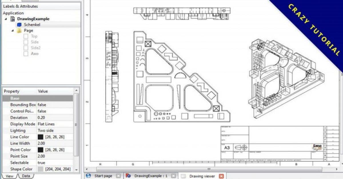 【建模软体】 FreeCAD 3D建模软体下载,好用的工业制图软体