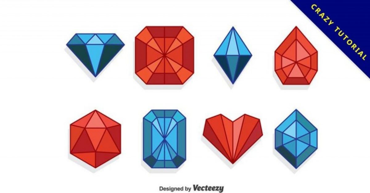 【钻石素材】精选35款钻石素材下载,钻石图免费推荐款