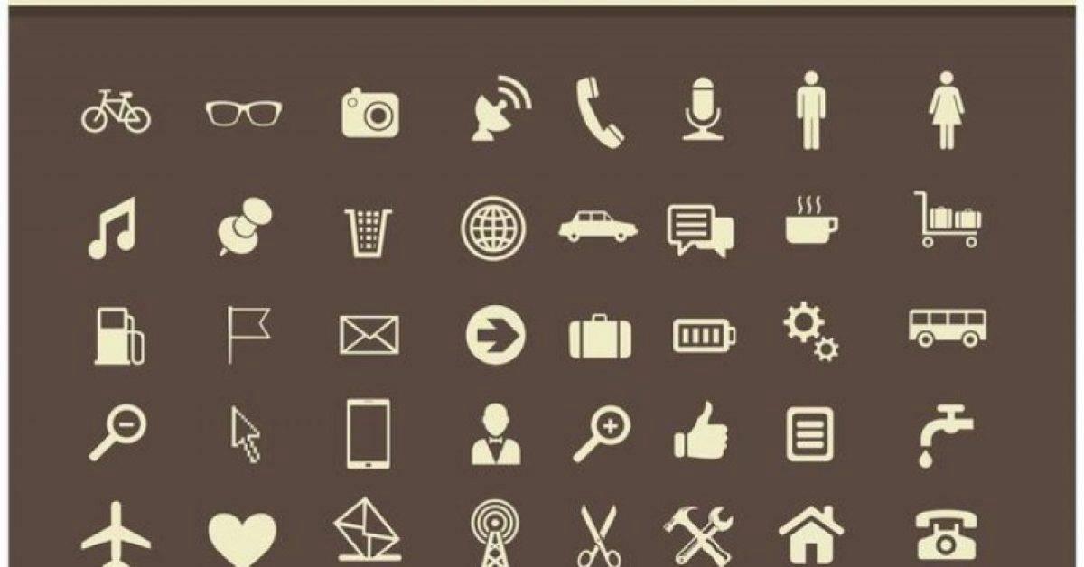 【web icon】35套 Illustrator web logo下载,web ai推荐款